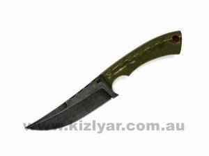 Olamic Cutlery Nero 2084 OD Green G10