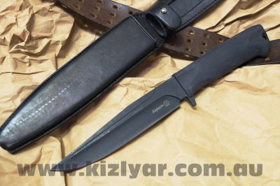Kizlyar Korshun - Tactical Knife