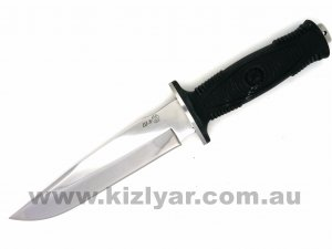 Kizlyar SH-8 Polished Blade