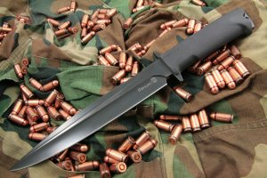 Kizlyar Phoenix-1 - Tactical Knife